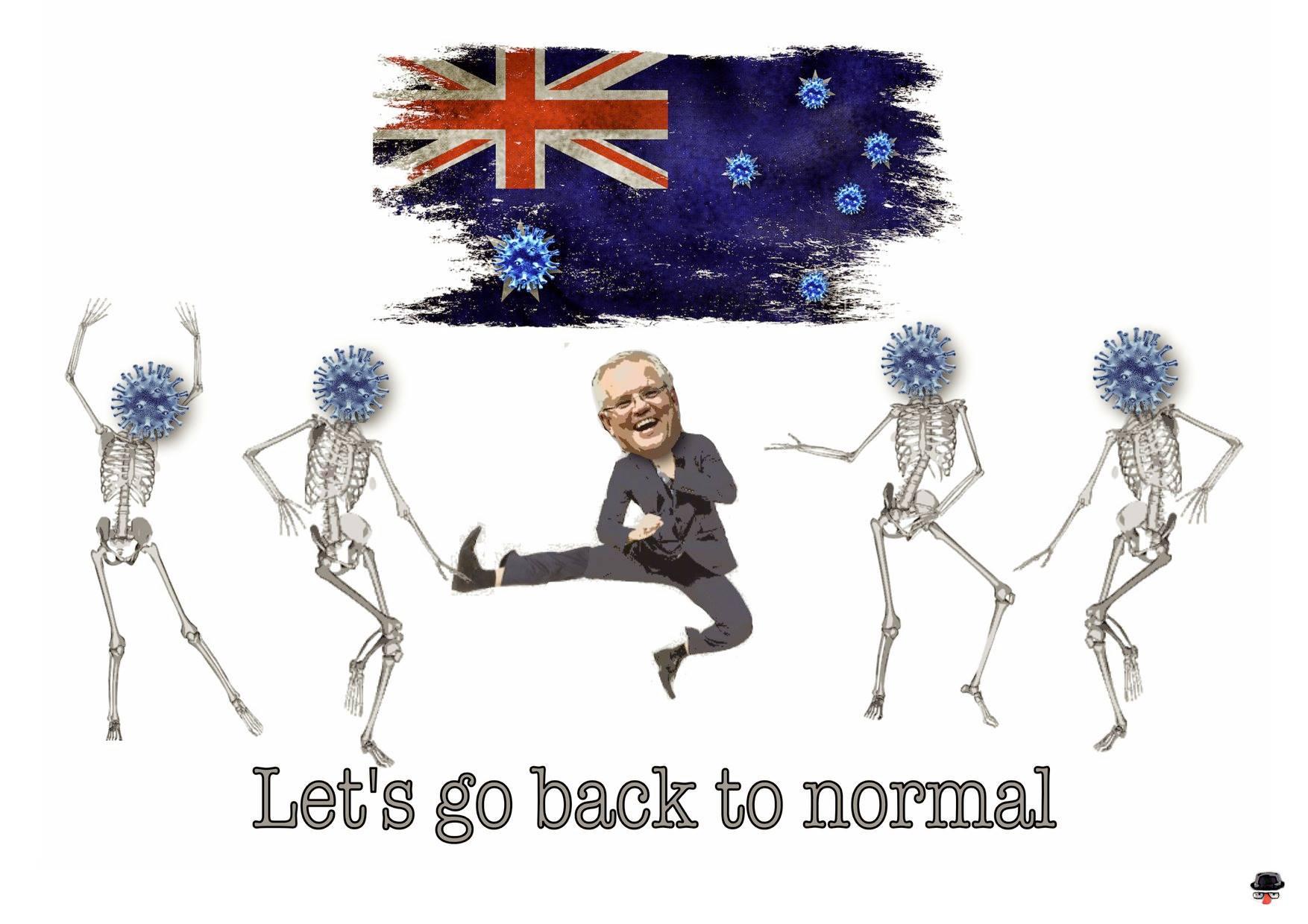 Volvamos a la normalidad